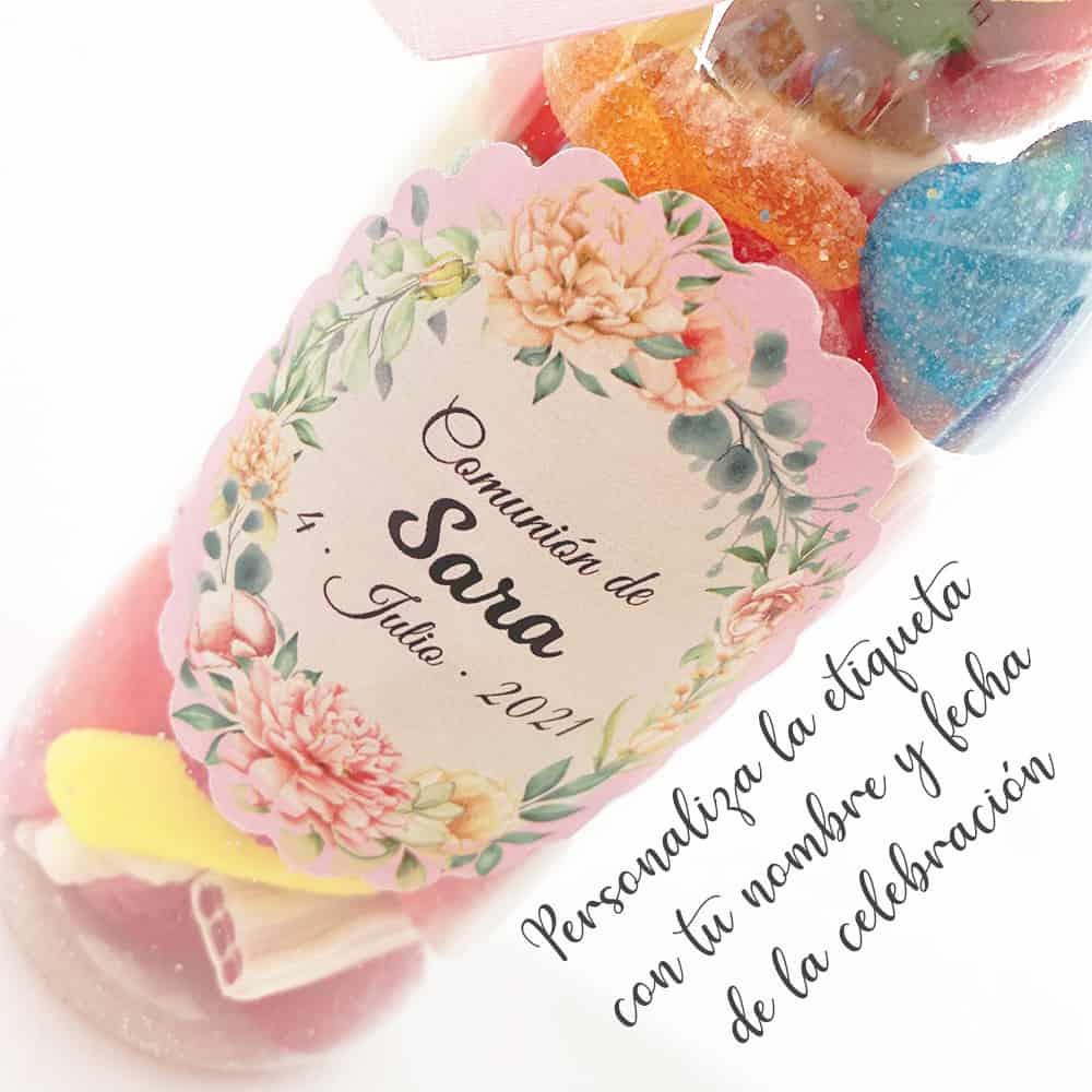 Botella-de-chuches-personalizada-comunión-niña-2